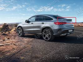 Спойлер Mercedes GLE Coupe (под окрас) в Санкт-Петербурге